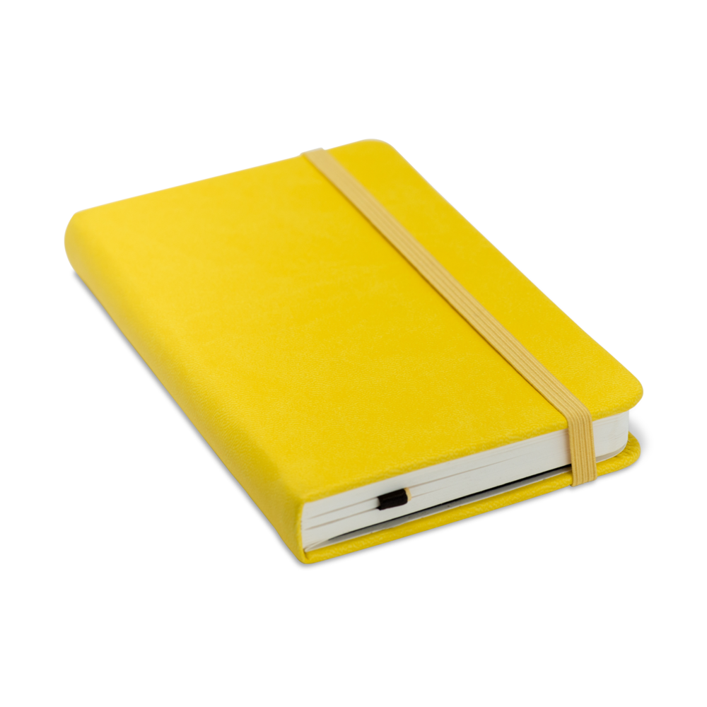 Custom Hardcover PU Leather Notebook