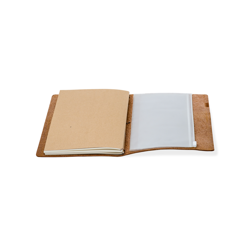 Custom Soft Genuine Leather Notebook